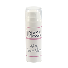 Garagnani: Triaca Styling Serum Glaze Gel Fix Extra Strong